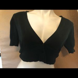 Mossimo Supply Co. Sweaters - Crop Top Cardigan